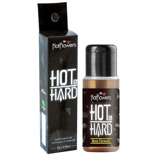 Hot & Hard Gel - Provocador de Ereção